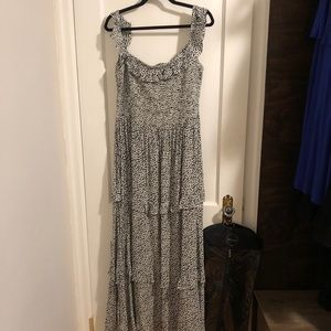 NWT Express Maxi Dress 🤍🖤
